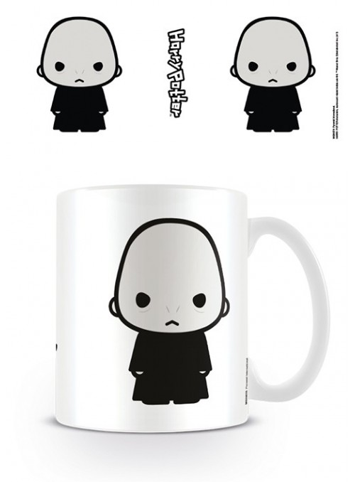 Taza Lord Voldemort Chibi - Harry Potter