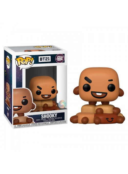 Figura Funko POP Shooky - BT21