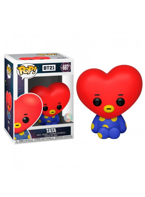 Figura Funko POP Tata - BT21