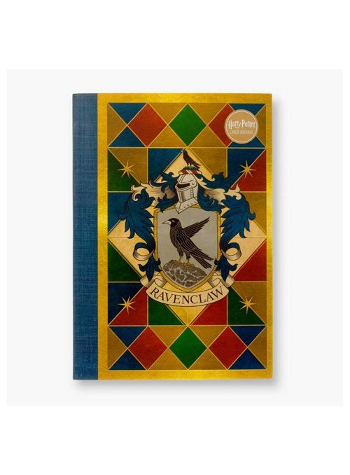 Libreta Ravenclaw House Crest - Harry Potter