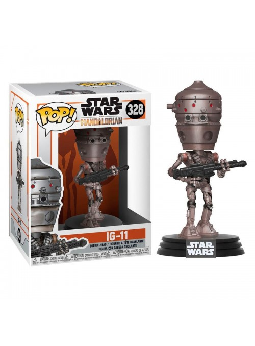 Figura Funko POP IG-11 - Star Wars The Mandalorian