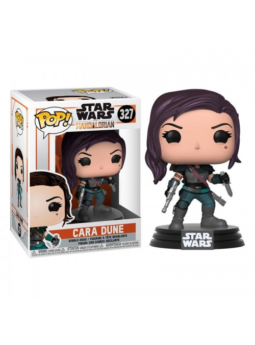 Figura Funko POP Cara Dune - Star Wars The Mandalorian