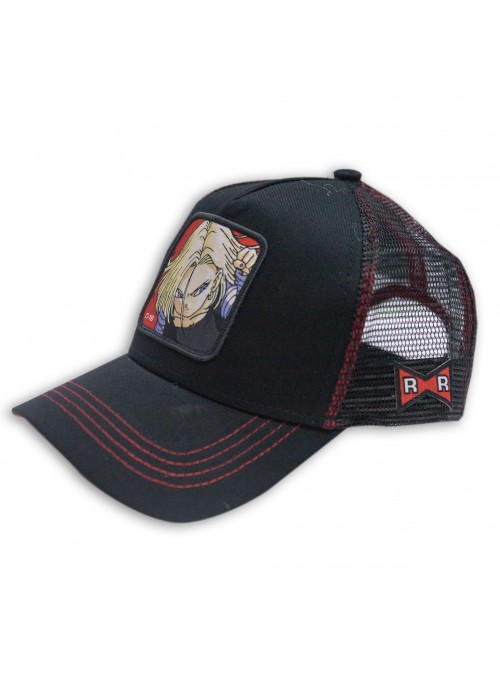 Gorra Capslab C-18 - Dragon Ball