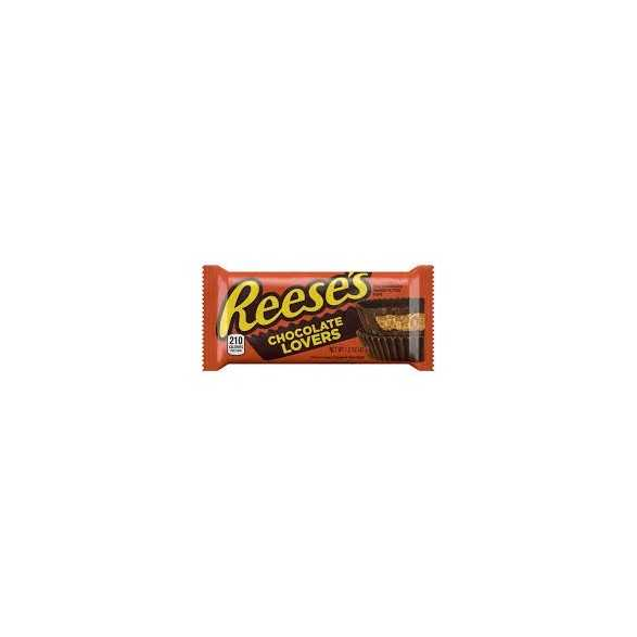 Reese's 2 cups Chocolate Negro y  Crema Cacahuete