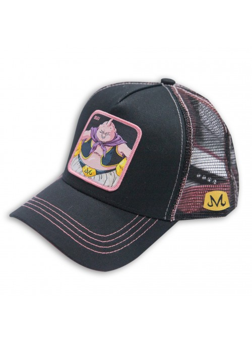 Gorra Capslab buu Negra - Dragon Ball
