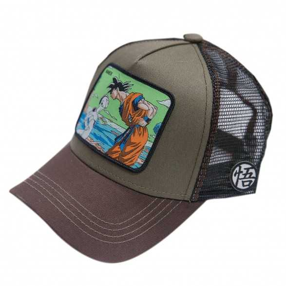 Gorra Capslab Namek verde militar - Dragon Ball