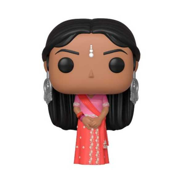 Figura Funko POP Padma Patil (Yule) - Harry Potter