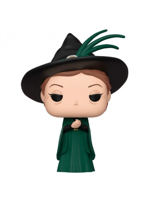 Figura Funko POP Minerva McGonagall (Yule) - Harry Potter