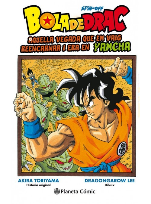 Bola De Drac Yamcha - Dragon Ball