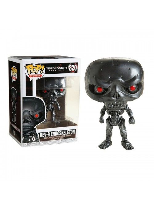 Figura Funko POP Sarah Connor - Terminator Dark Fate
