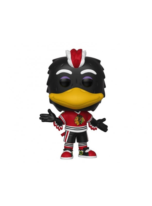 Figura Funko POP Tommy Hawk - NHL Mascots Chicago Blackhawks