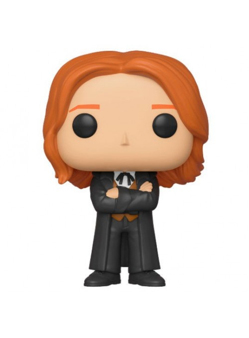 Figura Funko POP George Weasley (Yule) - Harry Potter