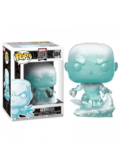 Figura Funko POP Iceman - Marvel 80th First Appearance