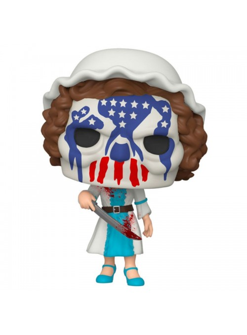 Figura Funko POP Ross (Election Year) - The Purge: la noche de las bestias