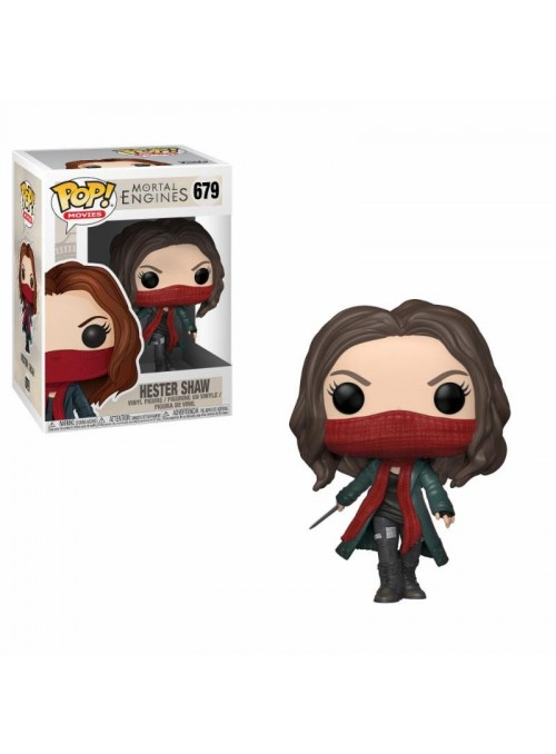 Figura Funko POP Hester Shaw - Mortal Engines