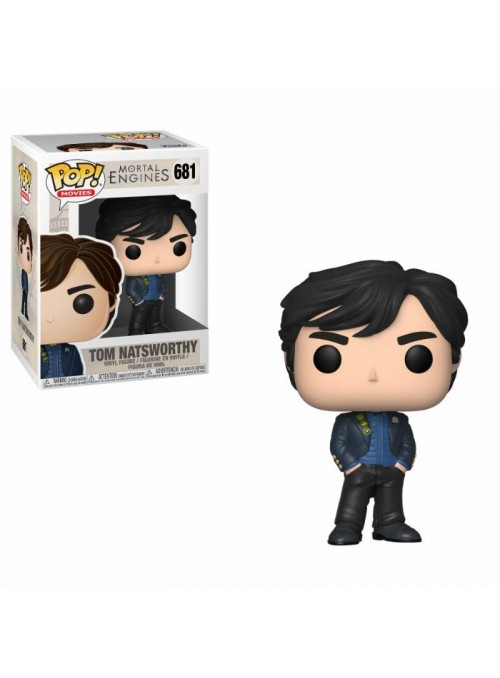 Figura Funko POP Tom Natsworthy - Mortal Engines