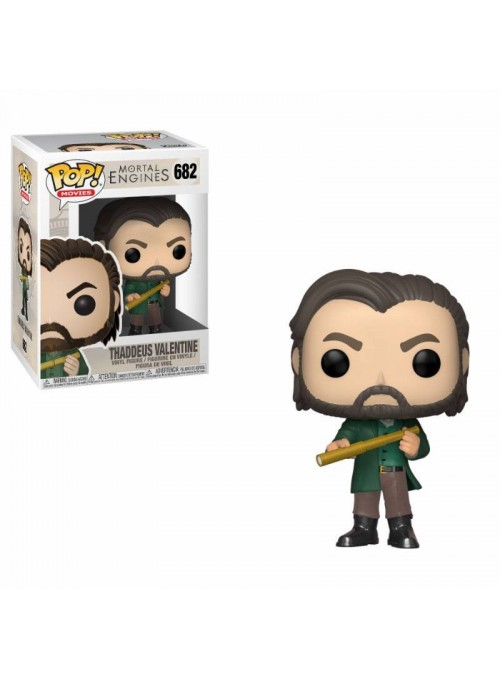 Figura Funko POP Thaddeus Valentine - Mortal Engines