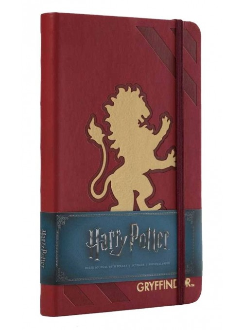 Libreta Gryffindor - Harry Potter