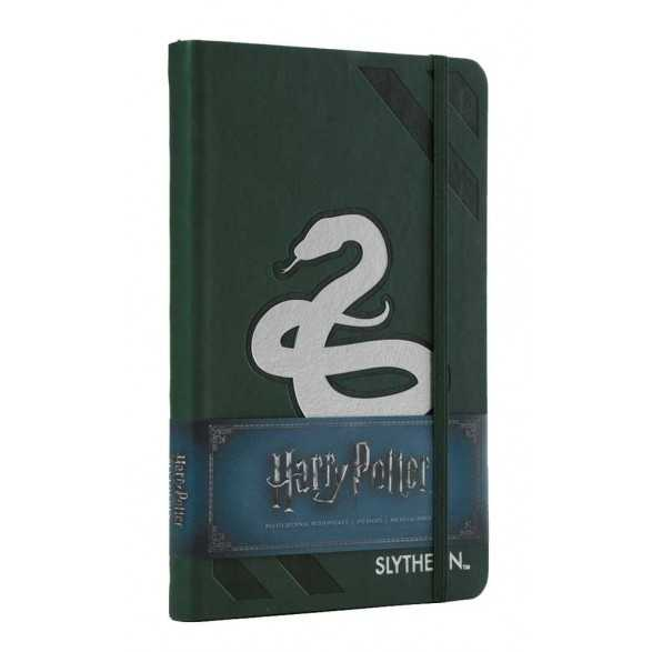 Libreta Slytherin - Harry Potter