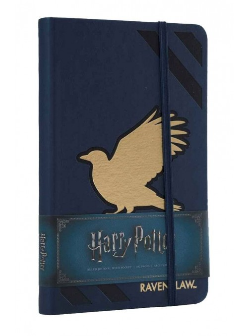Libreta Ravenclaw - Harry Potter