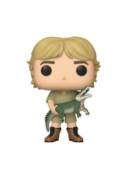 Figura Funko POP Steve Irwin - The Crocodile Hunter