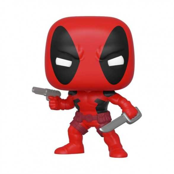 Figura Funko POP Deadpool - Marvel 80th