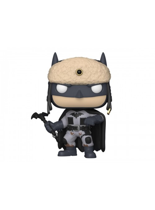 Figura Funko POP Batman Comunista - Batman 80th