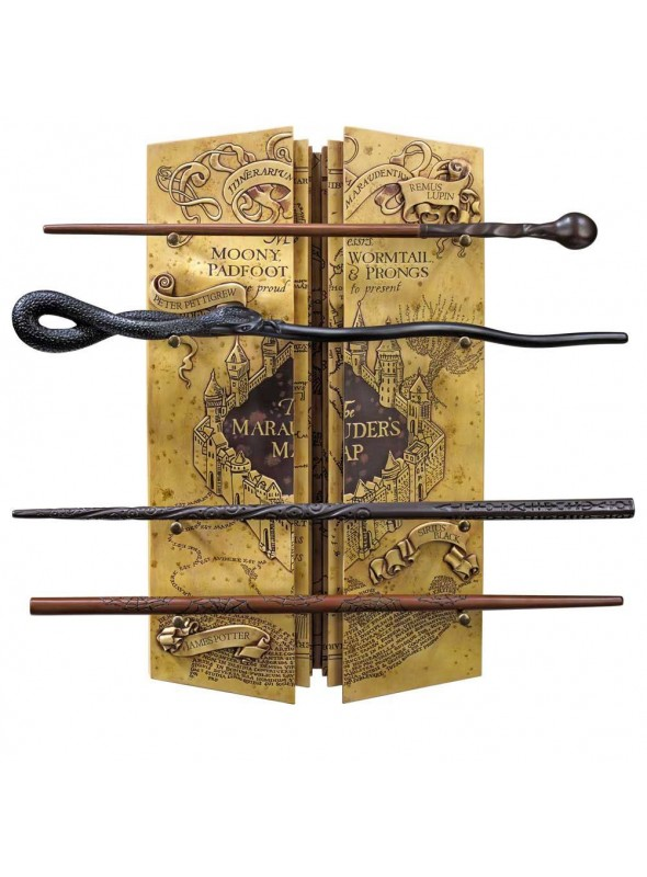 Conjunto de varitas The Marauder's - Harry Potter