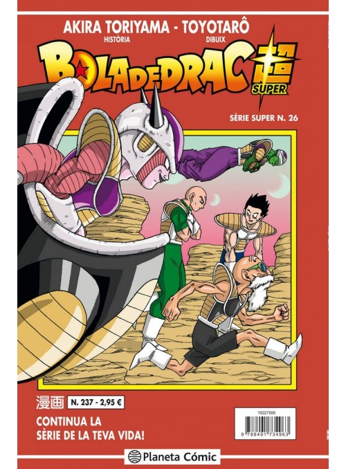 Dragon Ball Serie Vermella Nº 237 - Dragon Ball