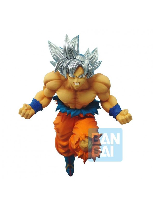Figura Battle Son Goku Ultra Instinct - Dragon ball