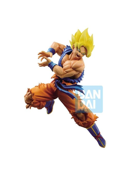 Figura Battle Super Saiyan Son Goku - Dragon ball