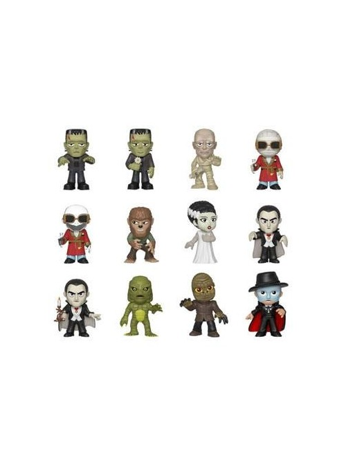 Monsters Mystery Minifiguras 5 cm