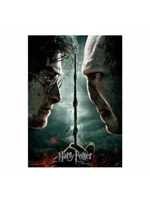Puzzle Harry vs Voldemort - Harry Potter