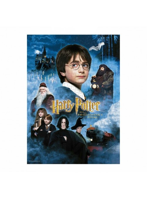 Puzzle Harry Potter and the Sorcerer's Stone Movie Poster - Harry Potter