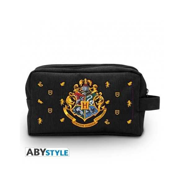 Neceser negro Hogwarts - Harry Potter