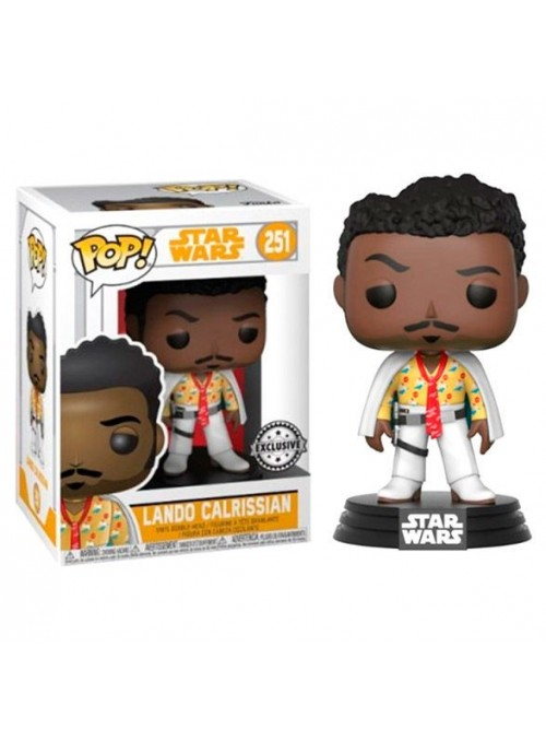 Figura Funko POP Lando Exclusive - Star Wars Solo