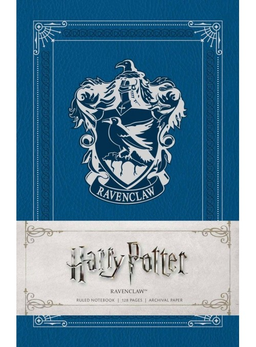 Harry Potter Libreta Ravenclaw