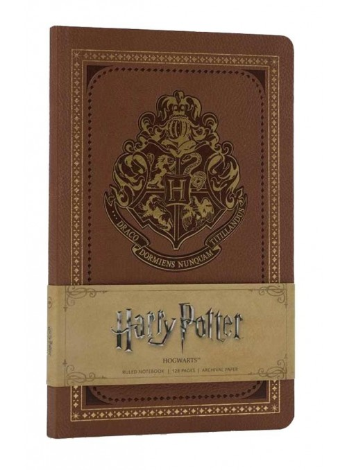 Harry Potter Libreta Hogwarts