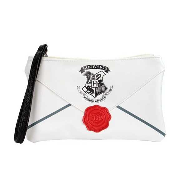Billetera carta Hogwarts - Harry Potter