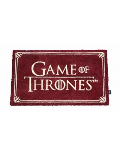 Felpudo logo Game of Thrones - Juego de Tronos