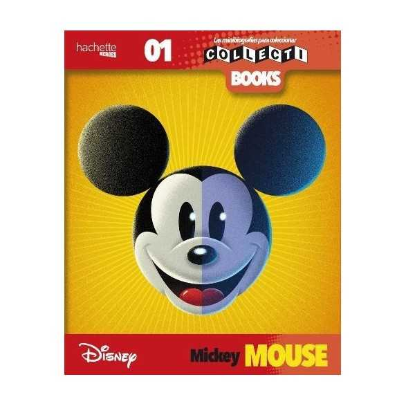 Collecti Books Mickey Mouse