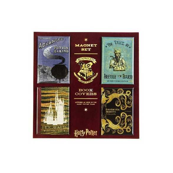 Pack de Imanes Book Covers Harry Potter