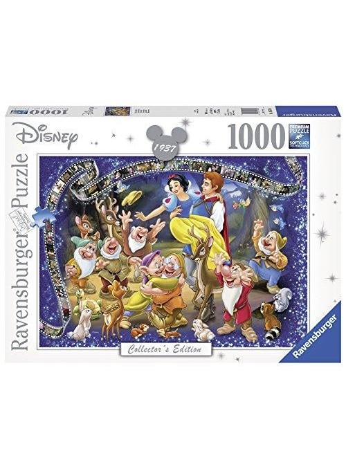 Disney Blancanieves Collectors Edition 1000 Pieza Puzzle