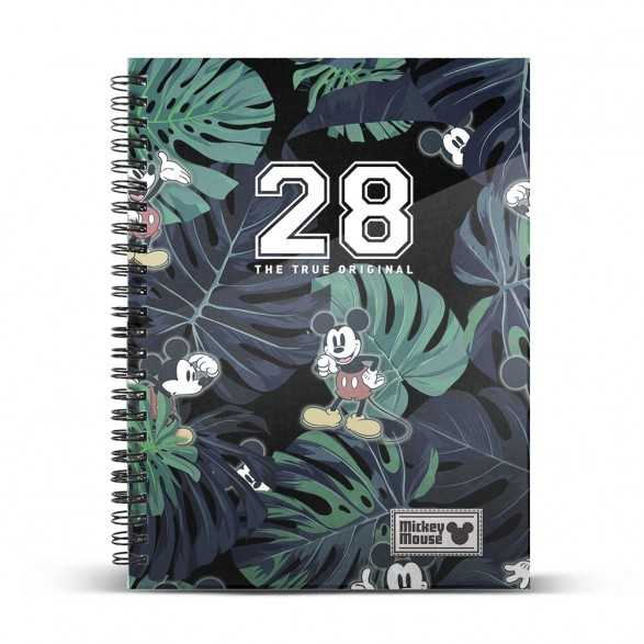 Cuaderno Classic Mickey A4