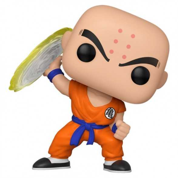 Funko POP Animation: DBZ - Krillin with Destructor Disc