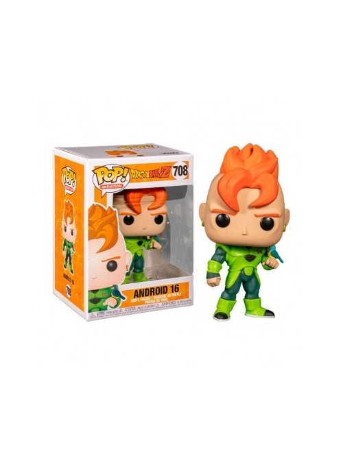 Funko POP Animation: DBZ - Android 16