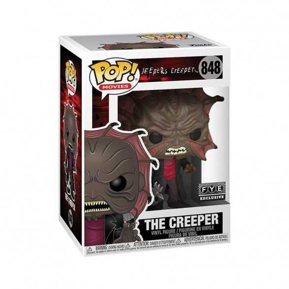 Funko POP Movies: Jeepers Creepers - The Creeper No Hat