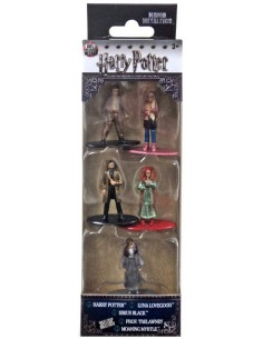 Set C muñecos metalfigs -Harry Potter