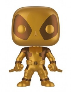 Figura Funko Super Sized Pop 25cm Thumbs Up Gold Deadpool