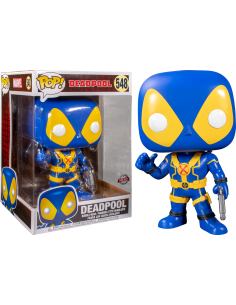 Figura Funko Pop Super SIzed Thumb up Blue Deapool 25cm